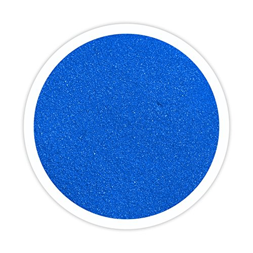 Sandsational Royal Blue Unity Sand ~ 1.4 Pound ~ The Original Wedding Sand (Cobalt) (Horizon)
