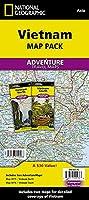 National Geographic Adventure Map Vietnam
