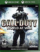 Call of duty world at war (輸入版:北米) XBOX 360 XBOX ONE
