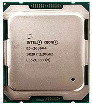 Intel Corp Xeon E5-2630 V4 10c Processor BX80660E52630V4 Boxed Retail