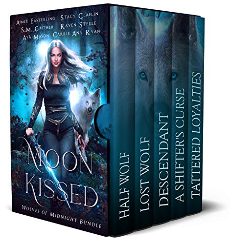 Moon Kissed: Wolves of Midnight Bundle Kindle Edition by Multiple Authors
