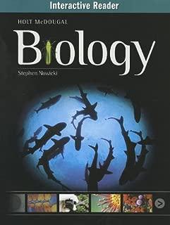 Holt Mcdougal Biology Interactive Reader