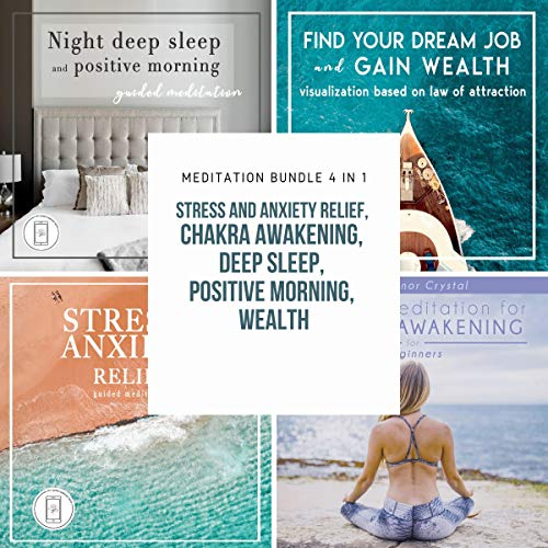 Guided Meditation Bundle audiobook cover art