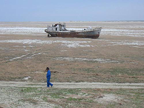 CPFYZH 1000 Piezas de Rompecabezas niños Adultos Juego de Rompecabezas educación Familiar niños Regalo-mar de Aral