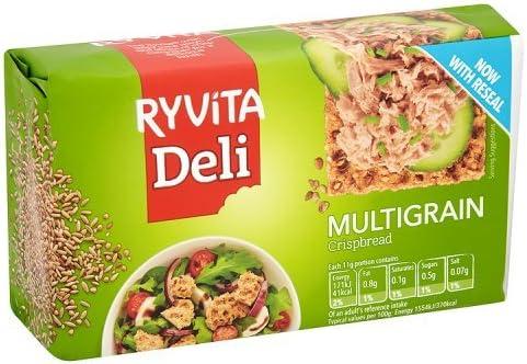 Ryvita Multi-Grain Brand Cheap Sale Venue 250g shipfree Crispbread