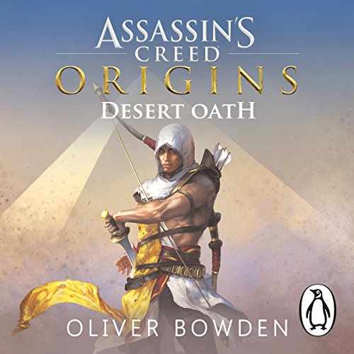 Desert Oath audiobook cover art