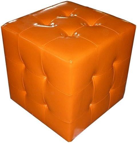 sin mínimo Buykuki - - - Puff Kubo Flash naranja  hasta 60% de descuento