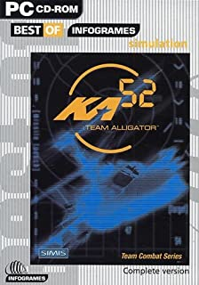 KA52 Team Alligator (Windows CD) Team Combat Series, Complete Version