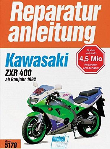 Kawasaki ZXR 400 (Reparaturanleitungen)