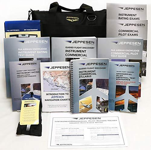 Jeppesen Instrument / Commercial Part 141 Kit - JS302028