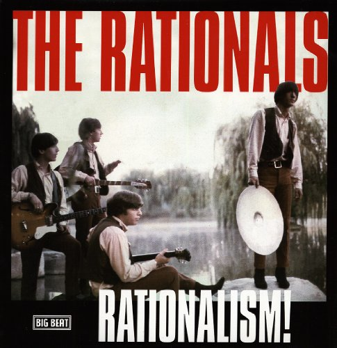 Rationalism! 7inch, 45rpm, EP, PS, SC