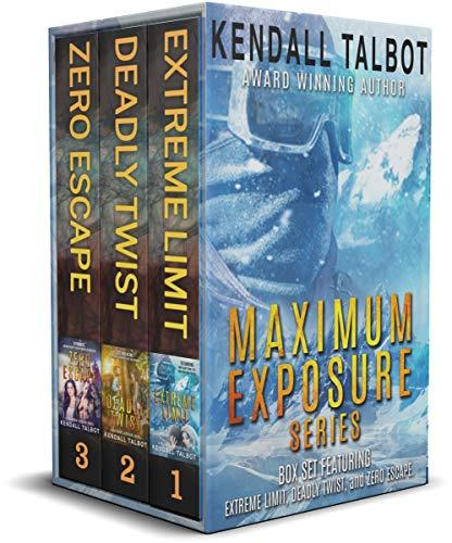 Maximum Exposure Series Box Set: Three stand-alone, action-packed, romantic suspense thrillers (English Edition)