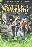 Percy Jackson and the Olympians The Battle of the Labyrinth: The Graphic Novel (Percy Jackson and the Olympians) (Percy Jackson & the Olympians, 4)