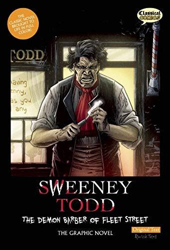 Sweeney Todd: The Demon Barber of Fleet Street, Original Text: The Graphic Novel