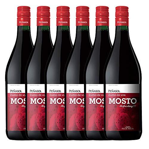 Peñasol Mosto Tinto - Pack 6 x 1000 ml -