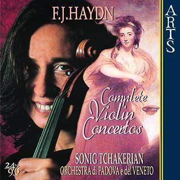 Haydn: Complete Violin Concertos