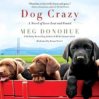 Dog Crazy audiobook cover art