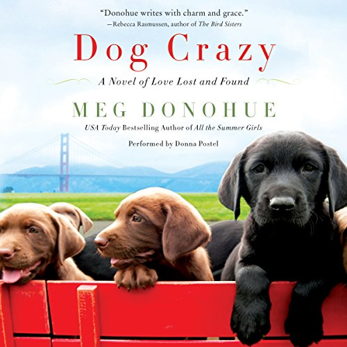 Dog Crazy audiobook cover art
