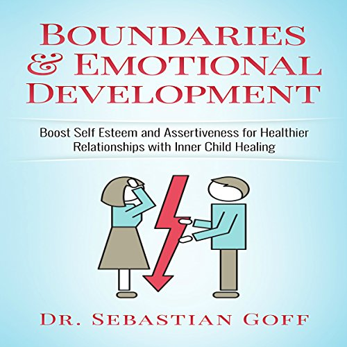Boundaries & Emotional Development audiobook cover art