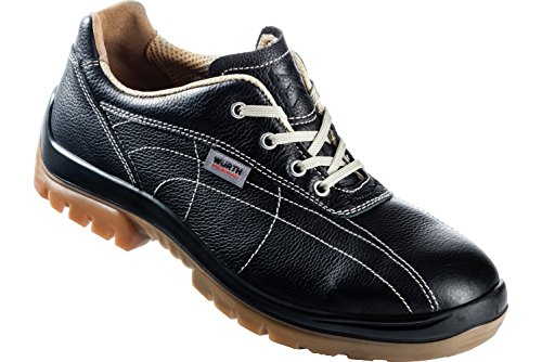 WÜRTH MODYF Sicherheitsschuhe S3 SRC Laguna schwarz: Der multifunktionale Schuh ist in Größe 43 erhältlich. Der zertifizierte Arbeitsschuh ist ideal für Lange Arbeitsalltage.