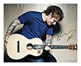 Ed Sheeran Signiert Autogramme 21cm x 29.7cm Plakat Foto