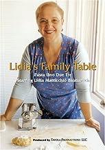 Lidia`s Family Table - Pasta Uno Due Tre