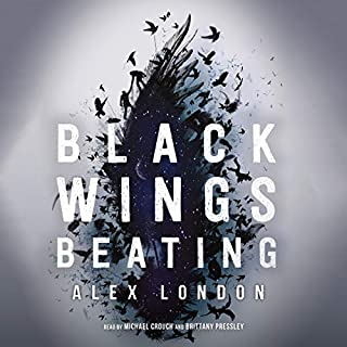 Black Wings Beating cover art