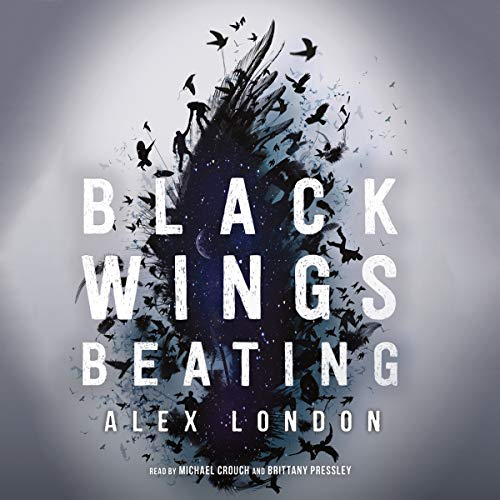 Couverture de Black Wings Beating