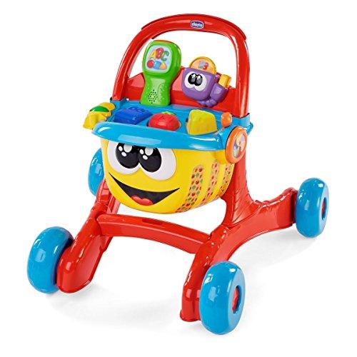 Chicco- Big & Small Andador, centro de actividades, encajable y carrito de la compra (00007655000040) , color/modelo surtido
