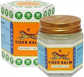 Tiger Balm Bálsamo en pomada, color blanco, 18 g