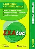 Exatac 2 ESO. Ciencias Sociales (Exatac. Castellano) - 9788468205601