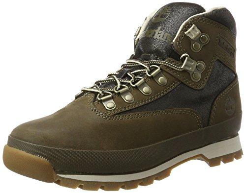 Timberland Damen Euro Hiker Leather Chukka Boots, Braun (Canteen), 41 EU