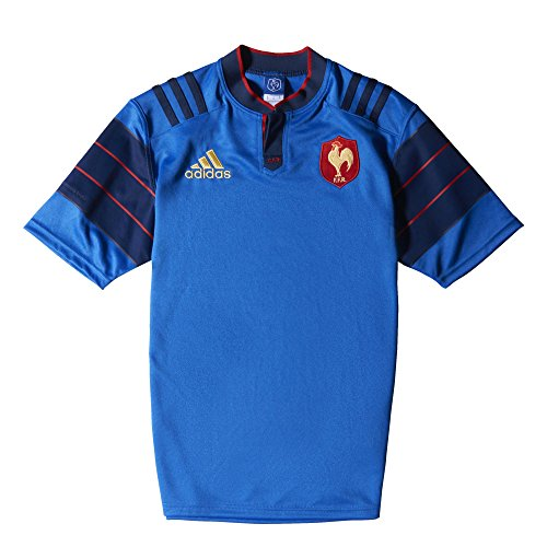 ADIDAS PERFORMANCE MAILLOT DE RUGBY EQUIPE DE FRANCE FFR