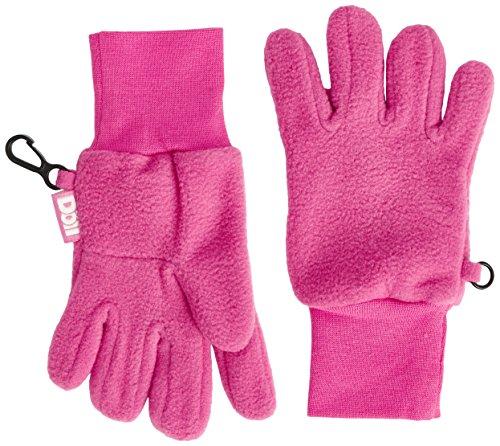 Döll Unisex Fingerhandschuhe Fleece Handschuhe, Rosa (Beetroot Purple 2420), 5