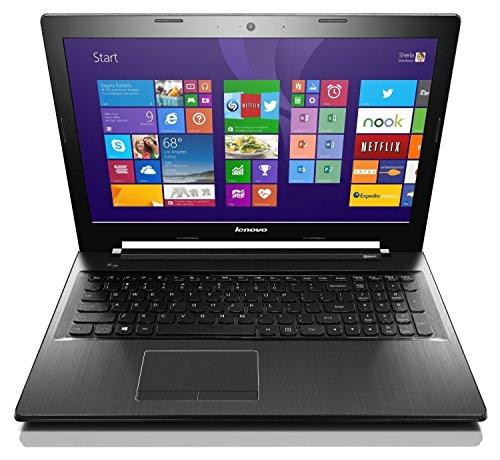"Lenovo Z50 Laptop Computer - 59436279 - Black - 4th Generation Intel Core i7-4510U / 1TB Hard Drive / 8GB RAM / 15.6"" FHD 1920x1080 Display /Dual Band Wireless AC / DVD-Drive / Windows 8.1"
