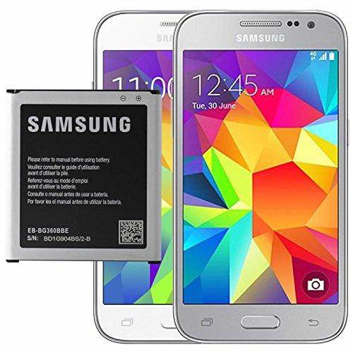 Samsung EB-BG360BBE - Batería original para Samsung Galaxy Core Prime VE (2000 mAh)