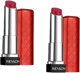 Revlon ColorBurst Lip Butter, Candy Apple 0.09 oz (Pack of 2)