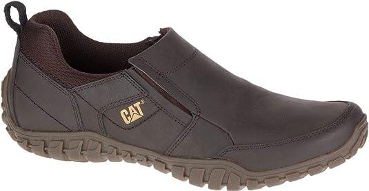 CAT CATERPILLAR Instruct P722310 Leder Sneaker Freizeit Turnschuhe Schuhe Herren