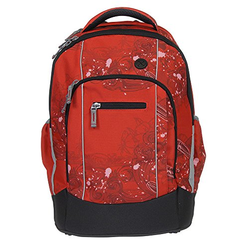 Syderf naps Schulrucksack Pacific Red 78 red