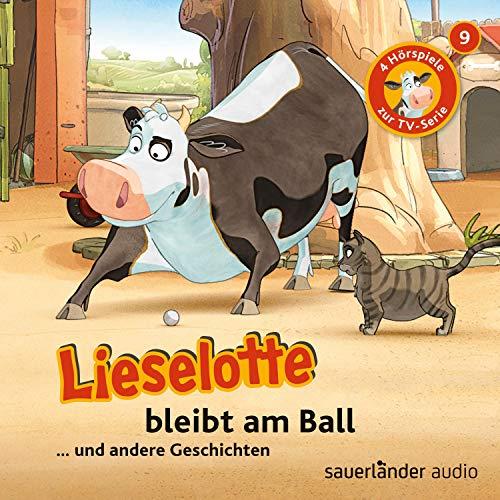 Lieselotte bleibt am Ball cover art