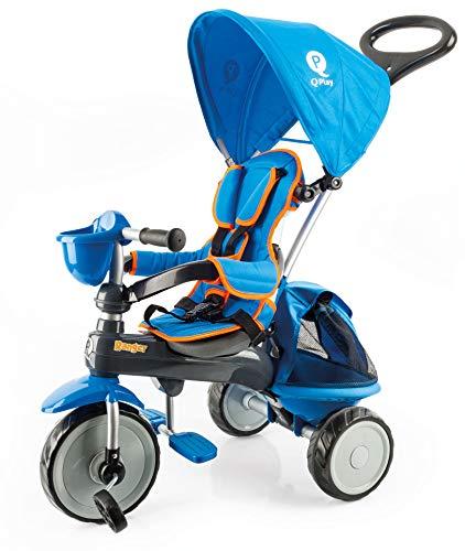 QPLAY Triciclo Ranger Azul