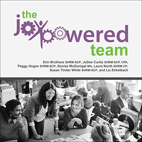 The Joypowered Team audiobook cover art