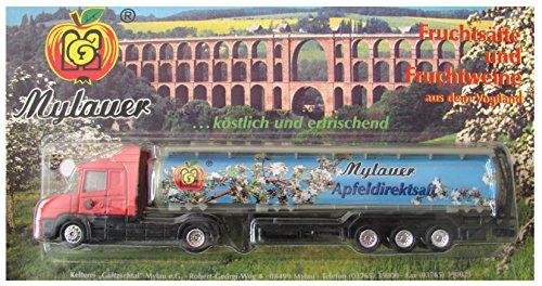 Mylauer Nr.03 - Apfeldirektsaft - Scania - Sattelzug mit Tankauflieger