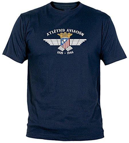 Camiseta Atlético De Aviación Adulto/niño Camisetas del Atleti colchoneras ATM rojiblanco