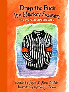 Drop the Puck: It's Hockey Season (Official Adventures)