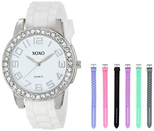 XOXO Women's Analog Watch with...