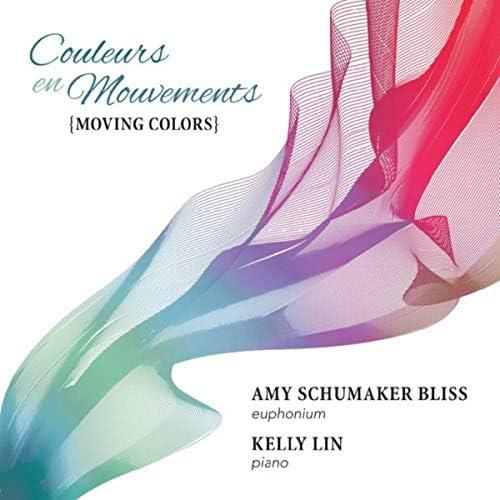 Amy Schumaker Bliss & Kelly Lin