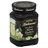 Dickinson's Preserves 10 Oz (Pack of 3) (Pure Seedless Marion Blackberry)...