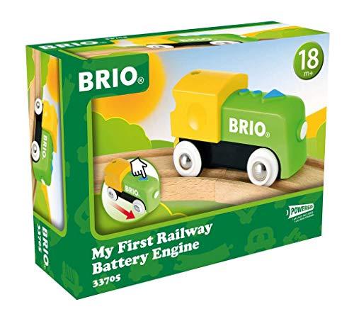 BRIO Bahn 33705 - Mein erste Batterielok