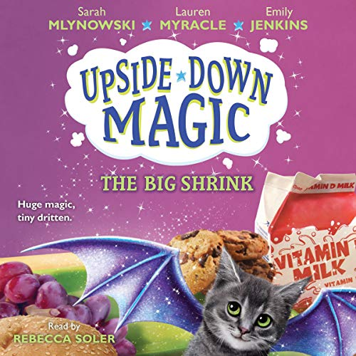 The Big Shrink audiobook cover art